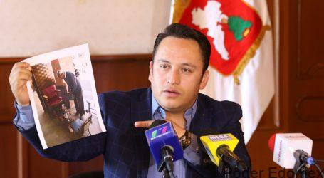 Tras las acciones del diputado Juan Maccise, el regidor morenista Abdías Mejía se acuerda de Boleros