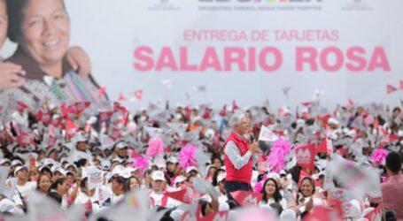 EXÁMENES GRATUITOS DE PAPANICOLAU PARA BENEFICIARIAS DEL SALARIO ROSA