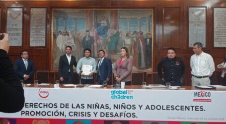 Diputados crearán comisión legislativa de niños, niñas y adolescentes