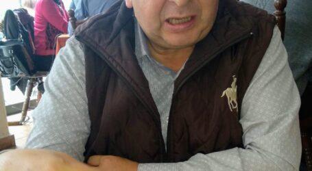 Insólito: Gané a Ley PRI Naucalpan, y Debo Ir a Tribunales: Gustavo Parra