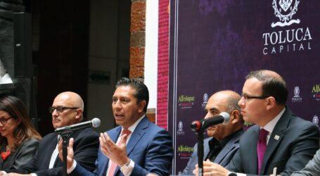 Alfeñique de dimensión internacional, Dejará 120 millones de pesos