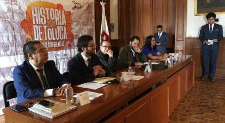 MONSEÑOR GUILLERMO FERNANDEZ HABLO DE LA CATEDRAL DE TOLUCA