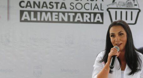 GOBIERNO DE GABY GAMBOA SE DISTINGUE POR SER SOLIDARIO E INCLUYENTE