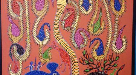 Confluencia del arte hindú y wixárica