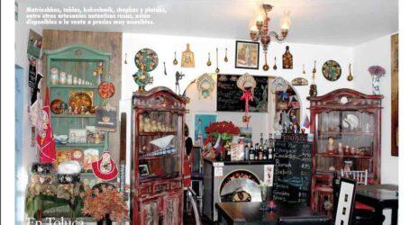 Restaurante Ruso – Edición Impresa 06-2019