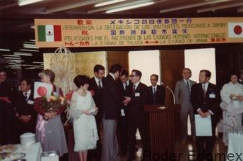 40 años de la Hermandad Toluca-Urawa