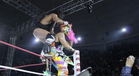 Gran espectáculo de Triple AAA en el Domvz