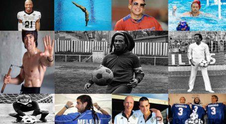 Famosos que han practicado diferentes deportes