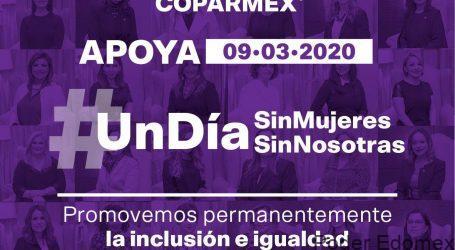 #UnDíaSinNosotrasCDMX / #SÍAUnMéxicoConEllas