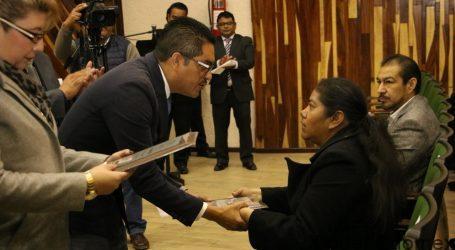 Entrega SMSEM Fondo de Retiro a 252 maestros