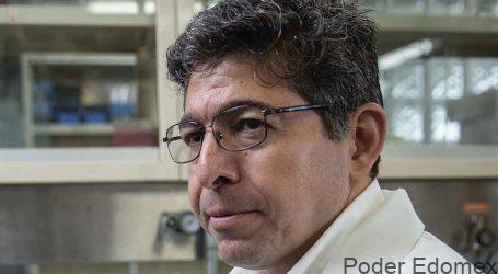 Profesor de Química de UAEM fue reconocido con el Premio Estatal de Ciencia y Tecnología 2019