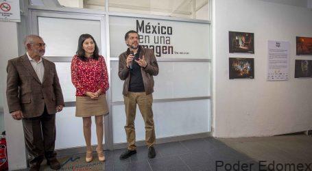 Exhibe UAEM México en una Imagen