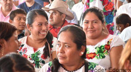 Exigen programas de beneficios Los del Movimiento Indígena