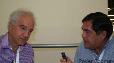 Donde la historia ya no puede, el novelista sí, dice Francisco Martín Moreno sobre sus obras