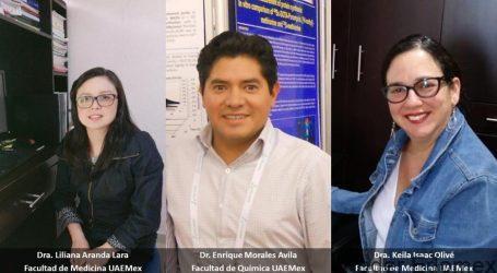 Investigadores UAEM desarrollan nuevos medicamentos para aliviar el dolor