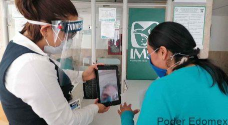 IMSS ESTADO DE MÉXICO PONIENTE OTORGA INFORMES A FAMILIARES DE PACIENTES VÍA TELEFÓNICA E INTERNET