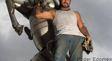 Lenguajes entrevista a David Bucio, escultor