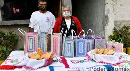 BUSCAN IMPULSAR ECONOMÍA DE ARTESANOS Y PRODUCTORES ADULTOS MAYORES MEXIQUENSES