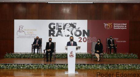 Celebran graduación de la Prepa UAG Campus Nayarit