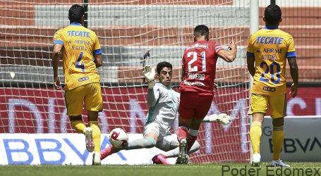 Así le ganó Toluca a Tigres – Galería