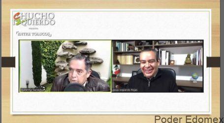 En Charla entre Tolucos, Guillermo Garduño Recordó a personajes de la Toluca contemporánea