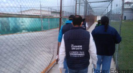 LA CODHEM DIRIGE RECOMENDACIÓN A LA SECRETARÍA DE SEGURIDAD POR VIOLAR DERECHOS DE INTERNAS DEL PENAL DE SANTIAGUITO