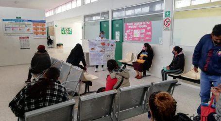BENEFICIA EDOMÉX A 261 MIL PERSONAS CON CAPACITACIÓN EN ALIMENTACIÓN DEL SENO MATERNO DURANTE MES ESTATAL DE LACTANCIA