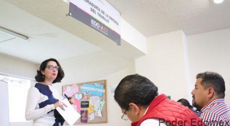 LANZA SECRETARÍA DEL TRABAJO CONVOCATORIA PARA CAPACITAR A MEXIQUENSES COMO CONCILIADORES LABORALES