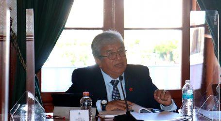 Ayuntamiento de Toluca seremos ejemplo de transparencia y rendición de cuentas: Arturo Chavarría