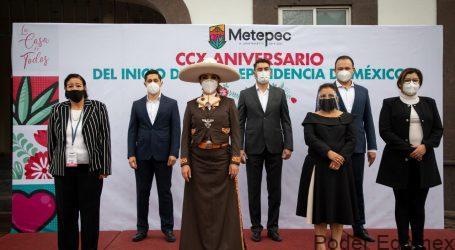 LA CAUSA INDEPENDENTISTA, LEGADO DE TRANSFORMACIÓN, REGENERACIÓN Y ESPERANZA DE MÉXICO: GABY GAMBOA