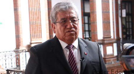 PROPUESTA DE HIGINIO MARTÍNEZ ATENTA CONTRA LA DEMOCRACIA, ADVIERTE ARTURO CHAVARRÍA