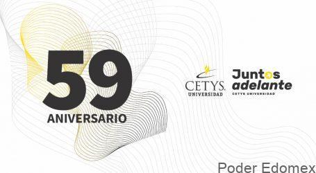 COMPROMISO CON LA CALIDAD, INNOVACIÓN Y TRASCENDENCIA EDUCATIVA: CETYS UNIVERSIDAD EN SU 59 ANIVERSARIO