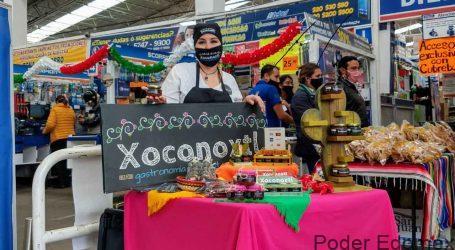 PARTICIPAN PRODUCTORES MEXIQUENSES EN LA PRIMERA FERIA MEXICANA DEL SABOR