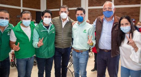+El PVEM y la llegada de Ernesto Monroy y Jorge Ramos Campirán: Margarita no tendrá partido