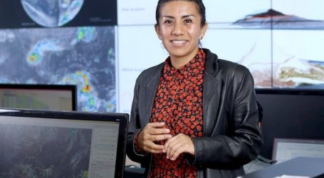 Experta UAEM detecta desplazamiento de volcanes en Chile