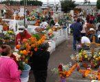 RECOMIENDA COPRISEM CIERRE DE PANTEONES EN LOS 125 MUNICIPIOS POR CELEBRACIÓN DEL DÍA DE MUERTOS