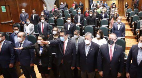 QUEDÓ INTEGRADO EL SECRETARIADO TÉCNICO PARA EL ANÁLISIS DE LA REFORMA CONSTITUCIONAL DEL EDOMEX