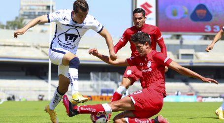 Así perdió el Toluca ante Pumas – Galería