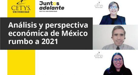 ¿QUÉ NOS DEPARA LA ECONOMÍA EN MÉXICO PARA EL 2021? ANALIZAN EXPERTOS DE CETYS UNIVERSIDAD ANTE LA CRISIS POR CORONAVIRUS?