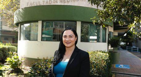 Investigadora de UAEM, reconocida como Fisioterapeuta del Año