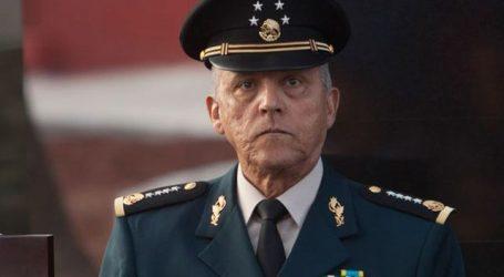 Detiene la DEA en Los Angeles, al General Salvador Cienfuegos Zepeda