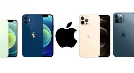 Apple presenta los nuevos iPhone 12 y su HomePod Mini