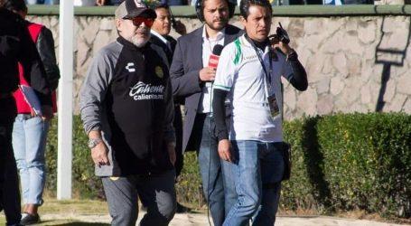 +Murió Maradona, pero no su futbol; Maryvonne requiere con urgencia plaquetas o eferedis plaquetaria