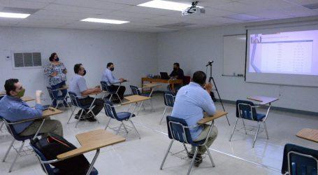 CETYS CONVIERTE SUS SALONES CON TECNOLOGÍA HÍBRIDA PARA CLASES VIRTUALES E INTERACTIVAS ANTE LA NUEVA NORMALIDAD