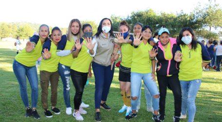 Impulsa Lupita Mercado talento deportivo en Tenancingo