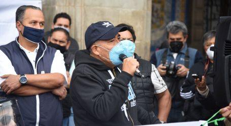 AUMENTO DE TARIFA Y SUBSIDIO GENERALIZADO PIDEN PARA QUE NO QUIEBRE EL TRRANSPORTE