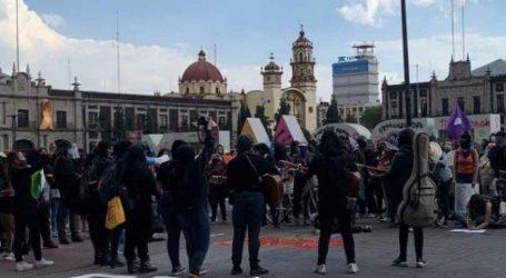 """""""Tenemos miedo"""", en vez de la O de EDOMEX en Mártires"""