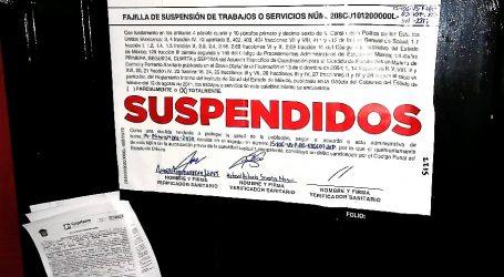 RESPONDEN A DENUNCIAS CIUDADANAS Y SUSPENDEN GIROS ROJOS PARA MITIGAR PANDEMIA DE COVID-19