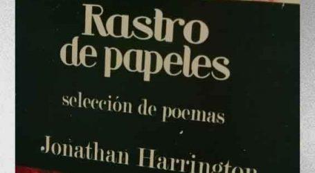 Siguiendo Rastro de Papeles  de Jonathan Harrington