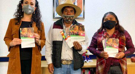 Garantizan Derechos Humanos de los pueblos originarios
